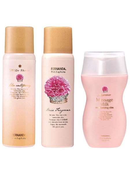 "FERNANDA ""SWEET SACCHARINE"" FRAGRANCE SET"