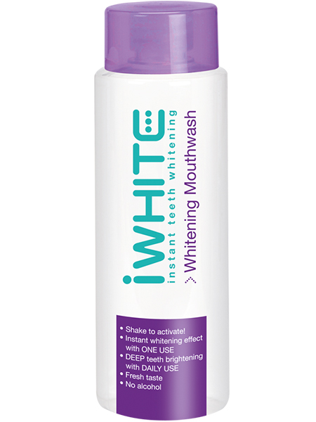 IWHITE INSTANT WHITENING MOUTHWASH (500ML)