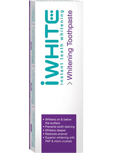 IWHITE INSTANT WHITENING TOOTHPASTE (75ML)