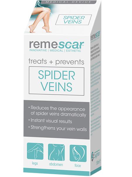 REMESCAR SPIDER VEINS (50ML)