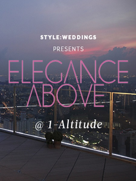 ELEGANCE ABOVE @ 1-ALTITUDE