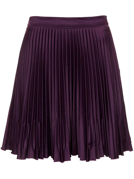 TOPSHOP - CONCERTINA PLEAT SKIRT