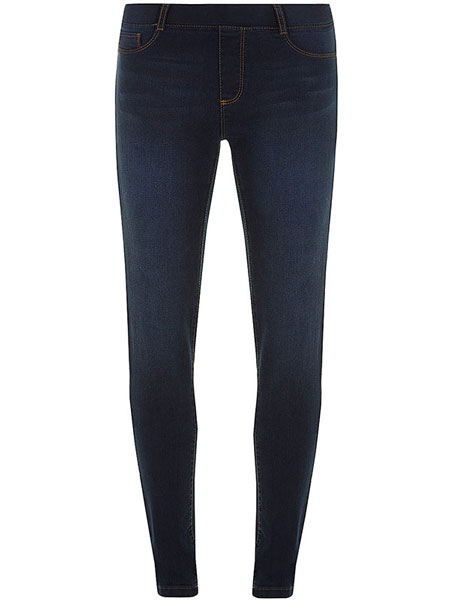 DOROTHY PERKINS - TALL WASHED INDIGO EDEN JEGGING