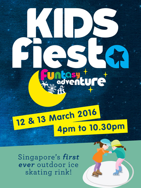 KIDS FIESTA 2016 FUNTASY ADVENTURE - 12TH MARCH 2016