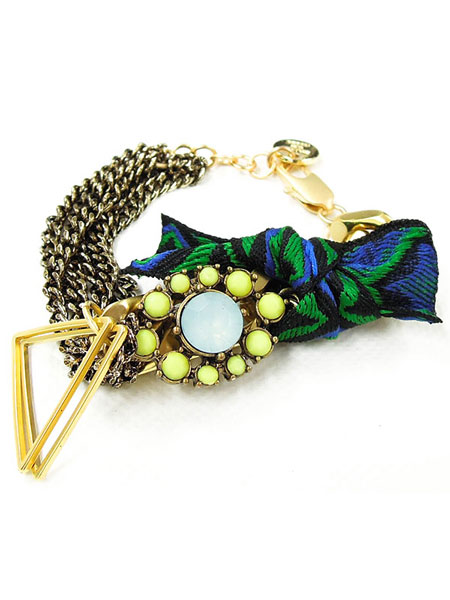 GREENY LEMON BRACELET