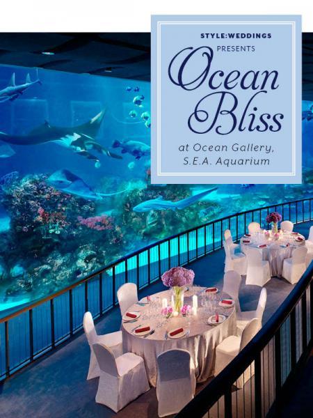 OCEAN BLISS @ OCEAN GALLERY, S.E.A. AQUARIUM