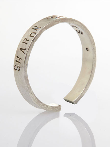 PERSONALISED COMPLETELY ME OPEN RING