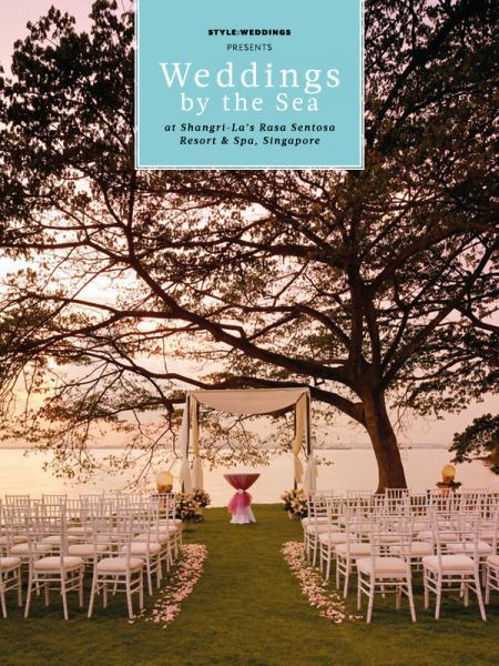 Weddings By The Sea At Shangri Las Rasa Sentosa Resort Spa Singapore